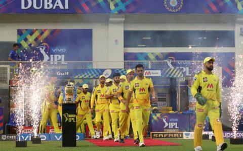 IPL 2021 Final CSK vs KKR: फाफ डुप्लेसी और शार्दुल ठाकुर ने बनाया चेन्नई को चौथी बार चैंपियन